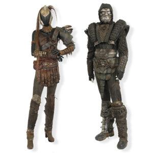 Warner Bros. Costume Dept. - Futuristic