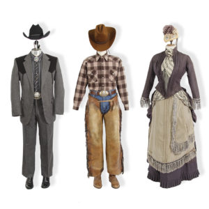 Warner Bros. Costume Dept. - Western