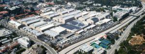 Warner Bros. Studio Facilities - Aerial view