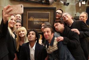 """We said goodbye to """"The Big Bang Theory"""""""